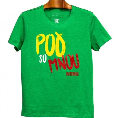 Pánske tričko Poď so mnou
