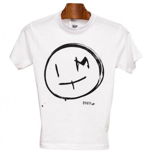 Dámske biele tričko Frešo