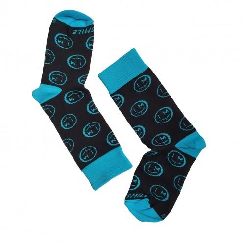 Ponožky Život Modré