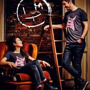 Pánske tričko Život IMT Smile 1998-2020